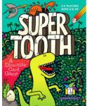 Gamewright Super tooth card game (GAM250/06)