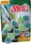 Mexon MEDIX ароматизатор за тоалетна чиния, Wc fresh drops, Бор, 2х55гр