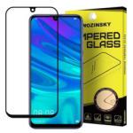 MG Full Glue sticla temperata pentru Huawei P Smart Plus 2019, Negru