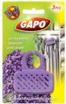 Gapo ароматизатор против молци в гардероби, Лавандула 3 броя в опаковка