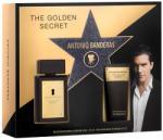 Antonio Banderas the golden secret мъжки подаръчен комплект, ЕДТ 50МЛ, After shave balsam 100мл