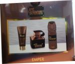 Emper Epic adventure подаръчен комплект мъжки тоалетна вода+дезодорант+душ гел