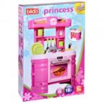 BILDO Princess Bucatarie 16 piese 72 cm set de joaca Bucatarie copii