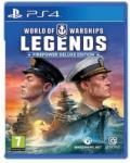 Wargaming World of Warships Legends [Firepower Deluxe Edition] (PS4) Játékprogram