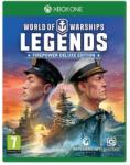 Wargaming World of Warships Legends [Firepower Deluxe Edition] (Xbox One) Játékprogram