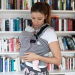 emeibaby Easy Organic Marsupiu bebelusi
