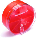 Weidmüller 9025680000 H-LEERBOX 5 TRENNSTEGE Tároló doboz 5 db színes rekesszel Szerszámok, Üres doboz / bőrönd (9025680000)