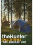 Avalanche Studios theHunter Call of the Wild Tents & Ground Blinds (PC) Játékprogram