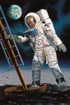 Revell Apollo 11 Astronaut On The Moon (50 Years Moon Landing) (RV3702)