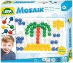 LENA Mozaik készlet 100 db-os - többféle (35600)