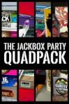 Jackbox Games The Jackbox Party Quadpack (PC) Játékprogram