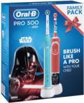 Oral-B PRO 500 + D100 Kids Star Wars