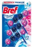 Bref Color Aktiv Fresh Flowers WC frissítő 3x50 g