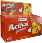 BÉRES Supliment alimentar Actival Junior, Beres, 60cpr masticabile
