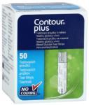 Contour Plus Teste glicemie Contour Plus, 50 bucăți