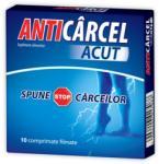 Zdrovit Anticârcel acut, 10 comprimate