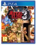 SNK Playmore Metal Slug 3 (PS4) Játékprogram