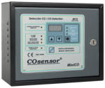 Cofem Centrala detectare CO si NO2 conventionala Cofem MiniCO MCO120DVB, 1 zona, 20 detectori, IP30 (MCO120DVB)