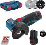Bosch GWS 12V-76 Professional L-BOXX (06019F200B) Polizor unghiular