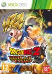 Namco Bandai Dragon Ball Z Ultimate Tenkaichi (Xbox 360) Játékprogram