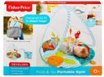Fisher-Price Játszószőnyeg táskába - halacskás (FXC15)