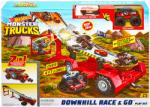 Mattel Hot Wheels - Monster Trucks 2 az 1-ben pályaszett (GFR15)