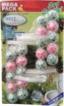 Fresh Wece fresh топчета ароматизатр за тоалетна чиния 3+1 подарък- Бор