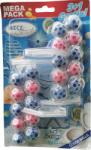 Fresh Wece fresh топчета ароматизатр за тоалетна чиния 3+1 подарък - Океан