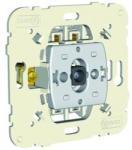 Efapel Logus90 21073 váltókapcsoló betét (106), ellenőrzőfénnyel, burkolat és keret nélkül, csavaros bekötés, süllyesztett 10A 250V (Efapel_21073)