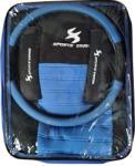 Top Gatex Huse scaun Sport Series 13buc - Negru/Albastru