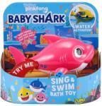 Baby Shark Jucarie interactiva Baby Shark Rechin, Roz (BS25282_003w)