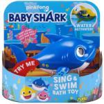 Baby Shark Jucarie interactiva Baby Shark Rechin, Albastru (BS25282_001w)