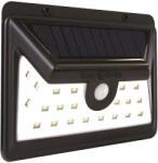 As Seen On Tv Lampa dubla Ever Brite Ultra cu incarcare solara si senzor de miscare, 24 LED-uri