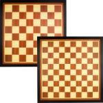 Abbey Sakk-dáma játéktábla - nagy