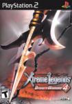 Koei Dynasty Warriors 4 Xtreme Legends (PS2) Játékprogram