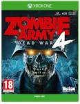 Rebellion Zombie Army 4 Dead War (Xbox One) Játékprogram