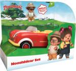Sekiguchi Monchhichi: Monchhicar szett - Moncsicsi autós készlet (81513)