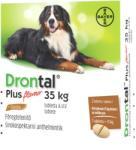 Tablete Drontal® Plus 35 kg A. U. V. 1 x 2 buc