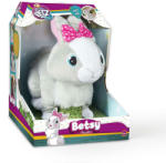 IMC Toys Club Petz - Betsy nyuszi interaktív plüssfigura 27cm (95861)