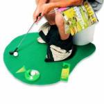 3gifts Set Golf pentru toaleta