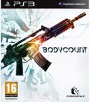 Codemasters Bodycount (PS3) Játékprogram