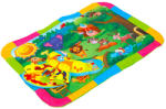 Masen Toys 2 az 1-ben szafari állatos játszószőnyeg és pocakpárna (023-3C)