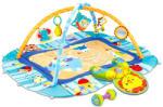 Masen Toys Állatos 2 az 1-ben bébi játszószőnyeg (023-52)
