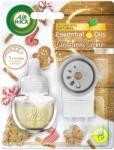 Reckitt Benckiser Air wick елетрически ароматизатор машинка+пълнител 19мл, Christmas Cookie