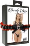"""Секси дантелен комплект за интимни моменти """"barely bare"""
