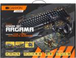 CANYON 4in1 Gaming Set (CND-SGS03) Клавиатури