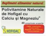 Hofigal Polivitamine, Hofigal, 40 comprimate