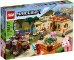 LEGO Minecraft - A falusi rajtaütés (21160)