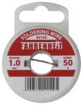 Fahrenheit Fludor 1mm 50g Fahrenheit Sn60 Pb40 flux2 (55133)