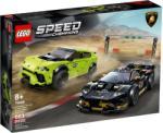 LEGO Speed Champions - Lamborghini Urus ST-X Huracán Super Trofeo EVO (76899)